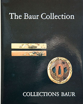 The Baur Collection Geneva - Japanese Sword Fittings and Associated Metalwork