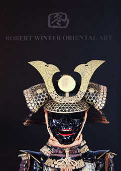 Robert Winter Oriental Art - A Collection of Fine Japanese Armour and Related Pieces