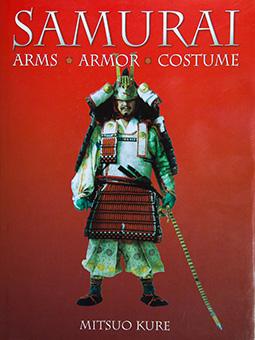 Samurai - Arms - Armor - Costume